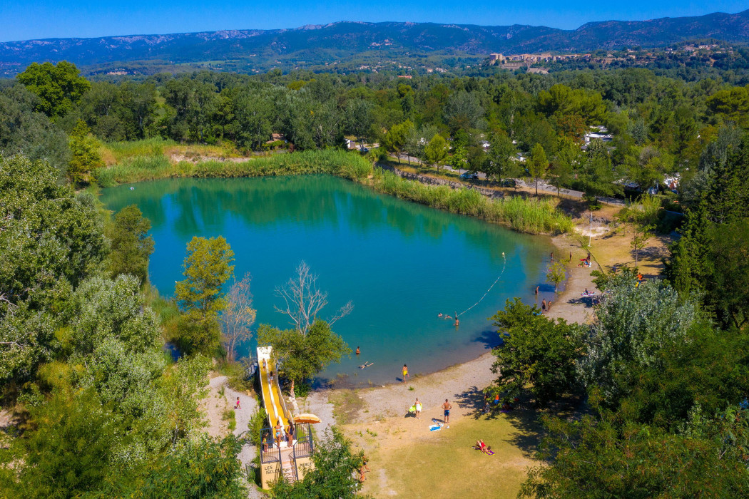 Camping Domaine des Iscles 4* - 1