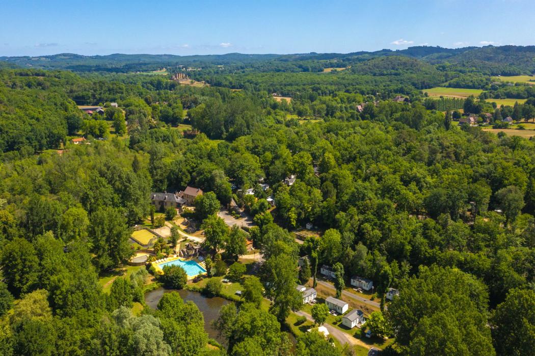 Camping Aqua Viva - Carsac Aillac - Perigord - Dordogne  - 4*
