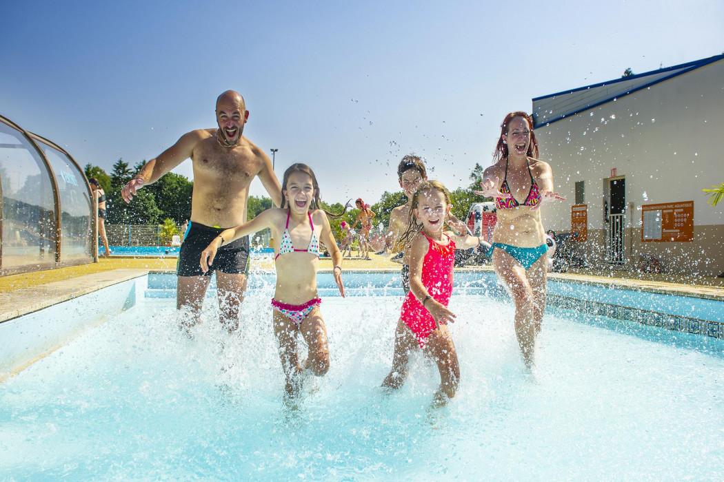 France - Bretagne - Saint Yvi - Camping le Bois de Pleuven 4*