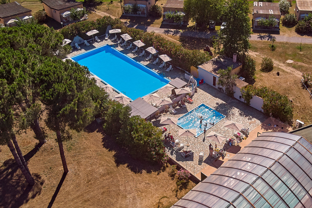 Camping Domaine d'Anghione 3* - 1