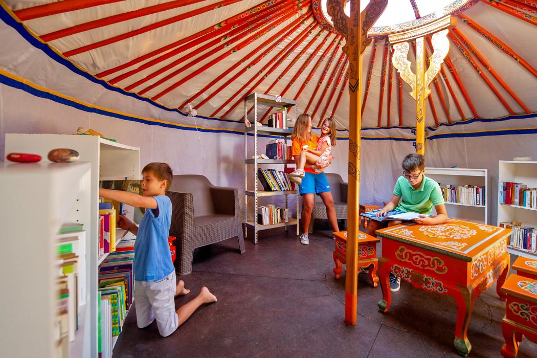 Clément des Baleines - Camping Côte Sauvage 2* - 1
