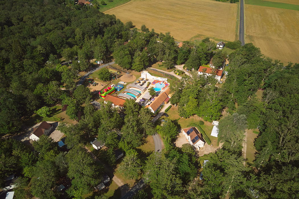 Cande sur Beuvron - Camping Grande Tortue 5* - 1