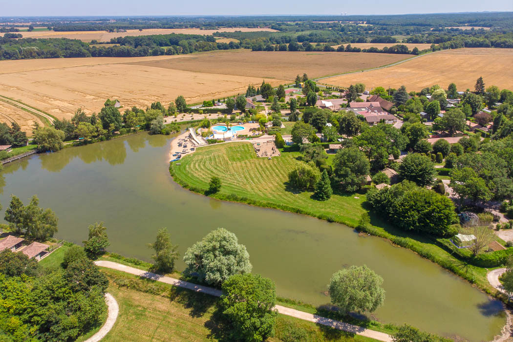 Poilly-Les-Gien - Camping Bois du Bardelet  5*