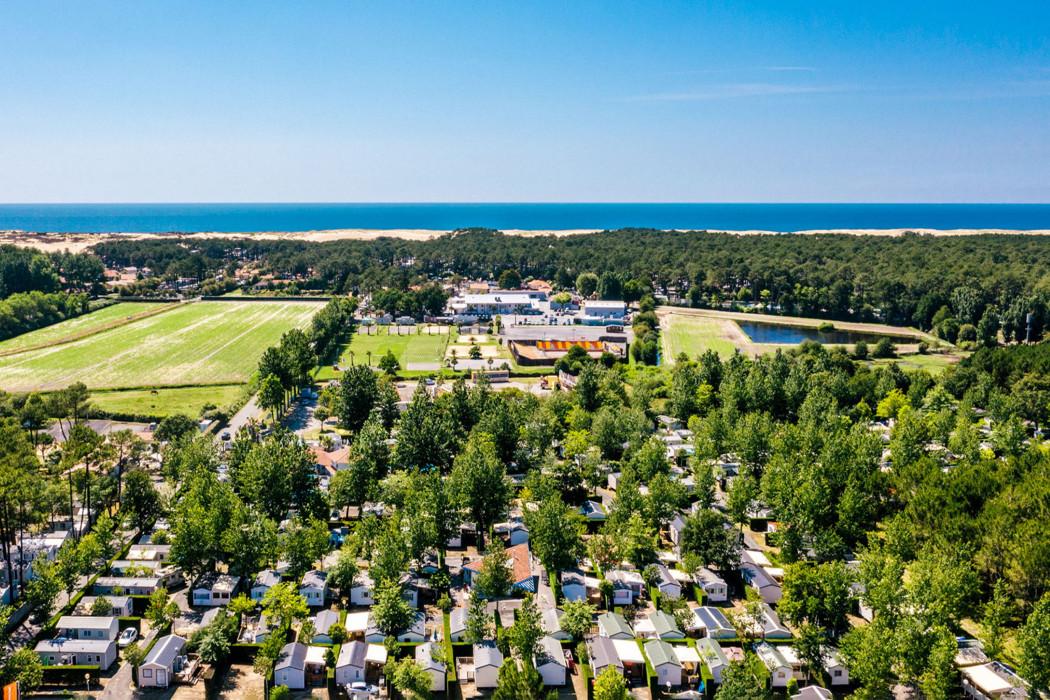 Camping Tohapi Domaine de la Marina 4*