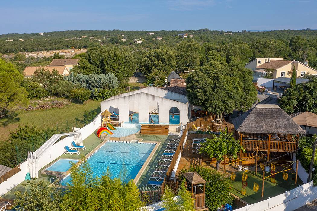 Ruoms - Camping Petit Bois 3*