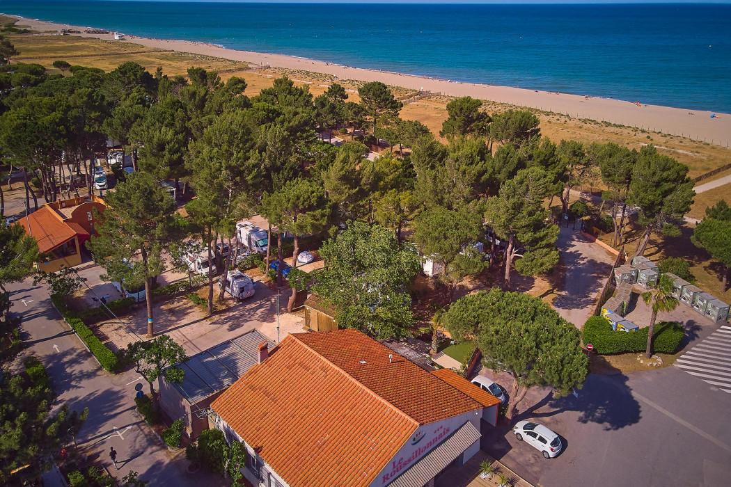 Camping Le Roussillonnais 3*
