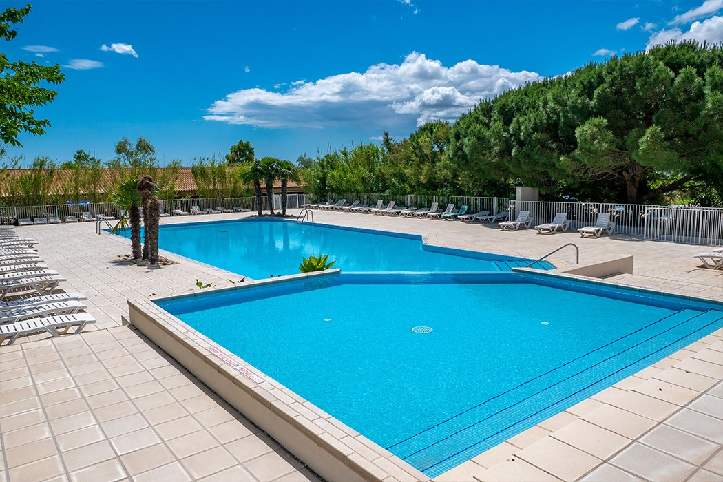 Canet en Roussillon - Camping Fontaines 3*