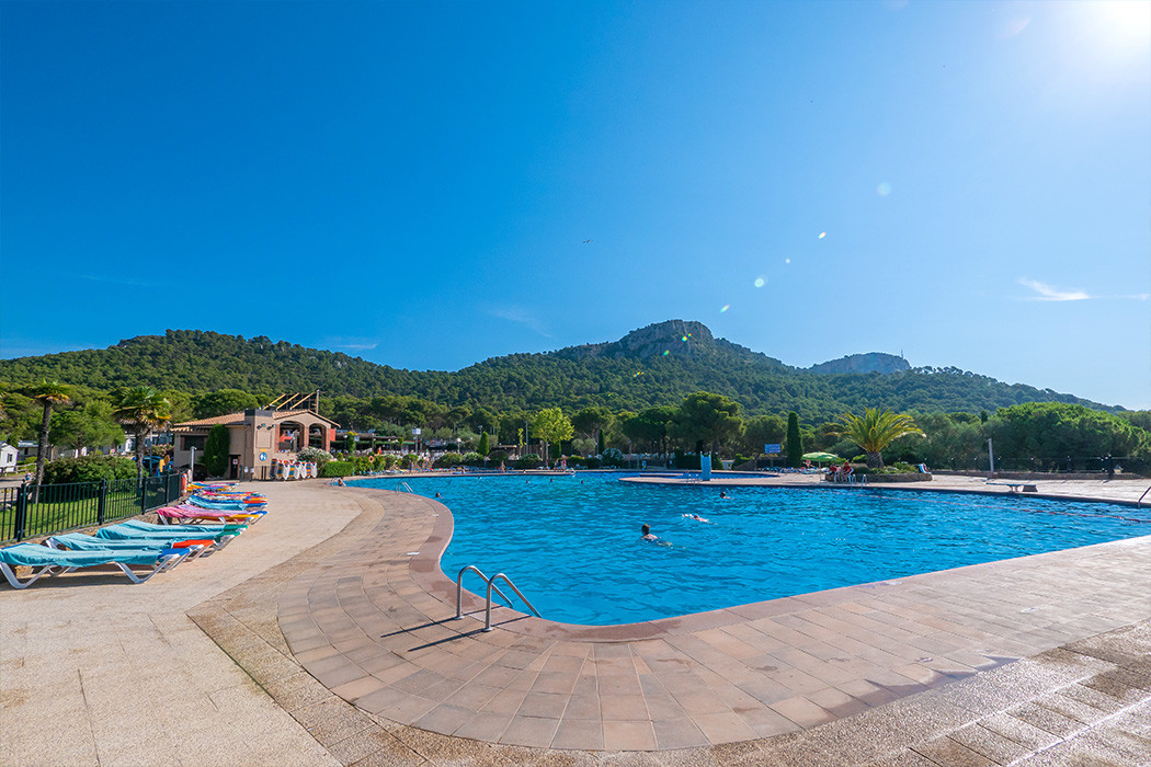 Camping Tohapi Castell Montgri  5* - 1